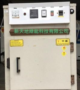 已售出: 熱風循環烘箱烤箱(中威)