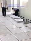 500型鋁合金高架地板面貼導電地磚工程