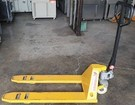 待售: 中古手拉式油壓板車