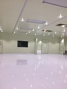 林口龜山工程實績-無塵室隔間規劃